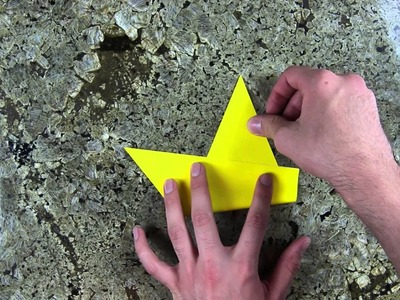 How To Make A Paper Boat Origami  | SIMPLE  How to step by step!