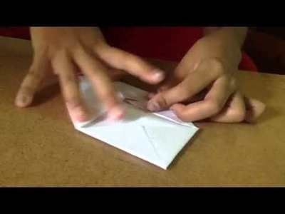 How to make a paper heart,(super easy)