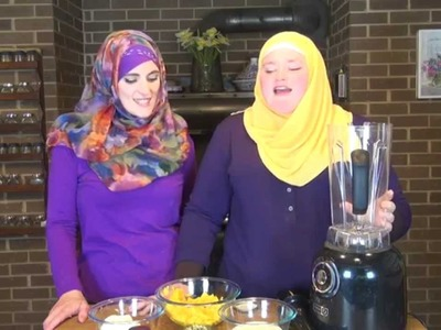 How To Make A Yummy Mango Lassi | Nye & Robyn