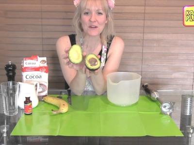 How to make an Avocardo & Banana Smoothie