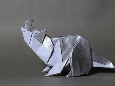 How to make an origami chibi Wolf (Henry Phạm)