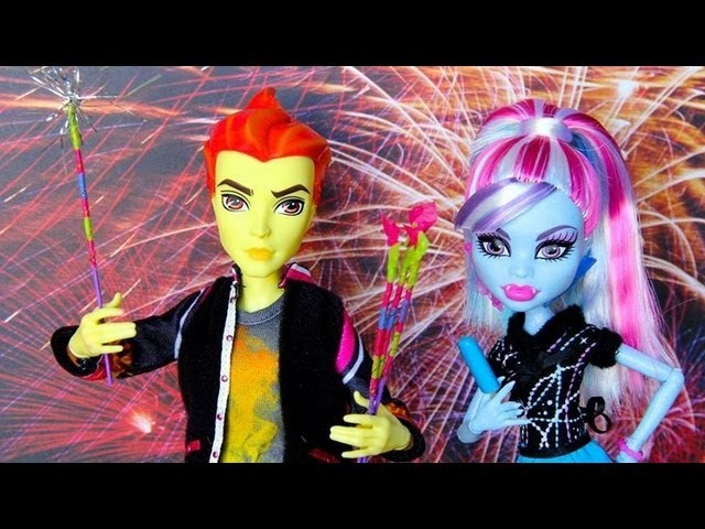 How to Make Doll Fireworks: Sparklers