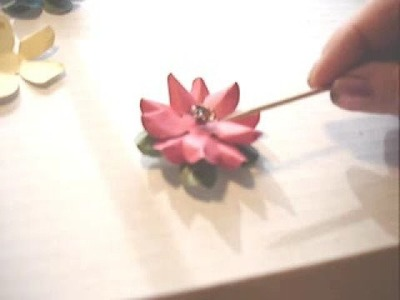 How to Make Paper Flowers with a Paper Shaper Punch