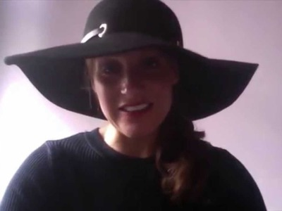 How To Wear Floppy Hats