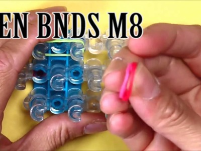 Loom Bands how to make an Xbox 360