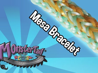 Monster Tail® Mesa Bracelet by the Maker of the Rainbow Loom