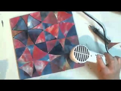 Quilting with Paper Towel - Brother ScanNCut