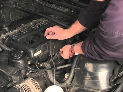 Replacing the BMW M54 Crankcase Ventilation System, Part 3 of 3