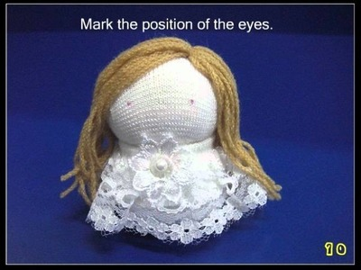 Sock doll tutorial 2 - Sock Couple