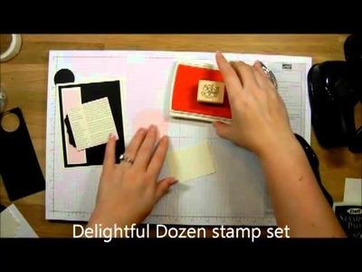 Stampin' Up!'s Delightful Dozen