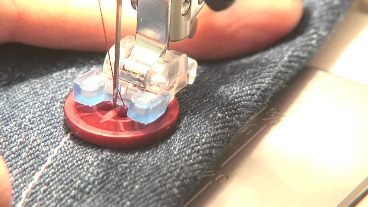 Toyota FSR21-how to sew on a button