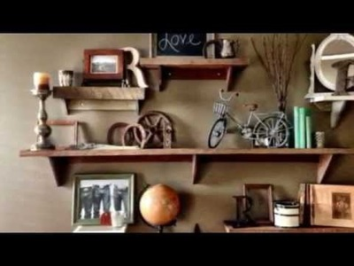 18 DIY Rustic Designs For Your Home and Garden