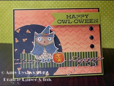 AmyR's 2012 Halloween Series - Card 11