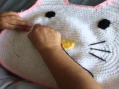 Bolsa de Hello Kitty Parte 3.3