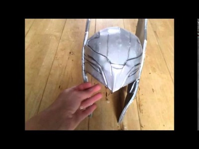 Cosplay How to make your own Thor Helmet
