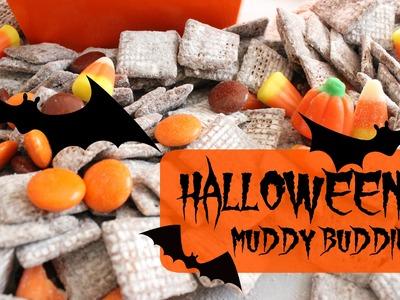 DIY Food | Halloween Muddy Buddies | loverslane29