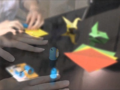 Fold paper and card the smart way with FOLD-EASE! (Official)