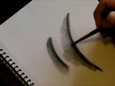 How to blend and shade pencil drawings