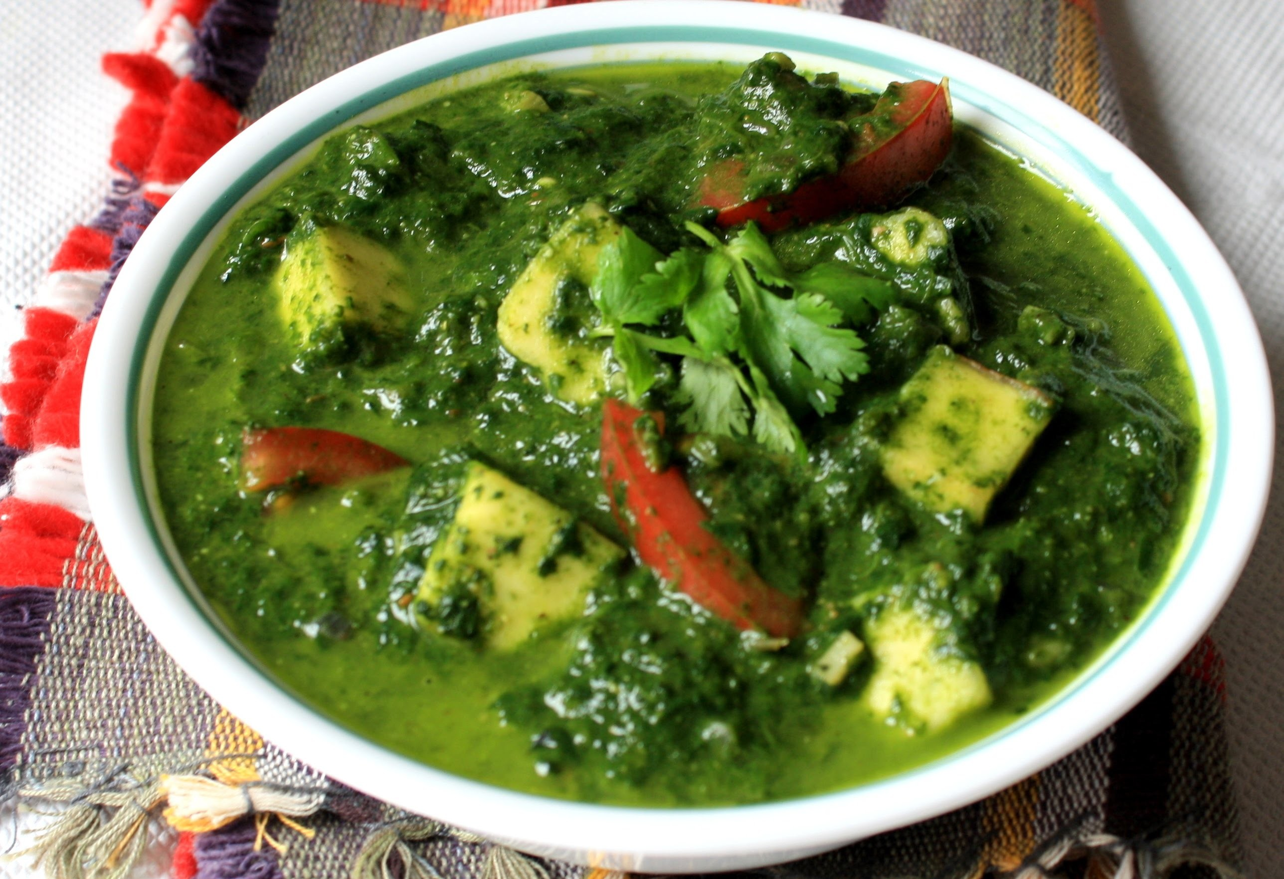How to cook tasty palak paneer recipe - A13
