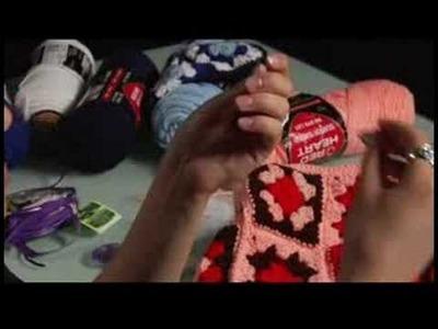 How to Crochet a Bag : Crochet: Prepare Needle & Thread