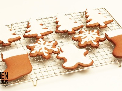 How to Decorate Cookies with Royal Icing - Kitchen Conundrums with Thomas Joseph