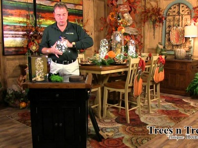 How To Make a Decorative Glass Dome