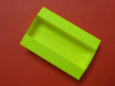 How to Make a Paper Box With Flaps