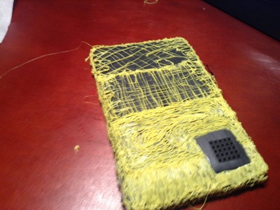 How to make a phone case with a 3D printing pen