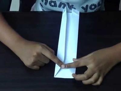 How to make a shirt shaped envelope - Janhavi Rao