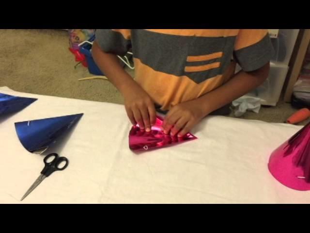 How to Make A wearable Bird Beak