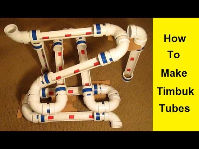 How To Make Timbuk Tubes