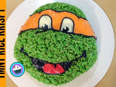 How to make TMNT Rice Krispies - Pinch of Luck