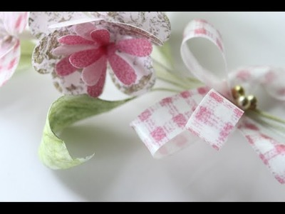 How to Make Wafer Paper Leaves (Plus, Bows and Ribbons!)