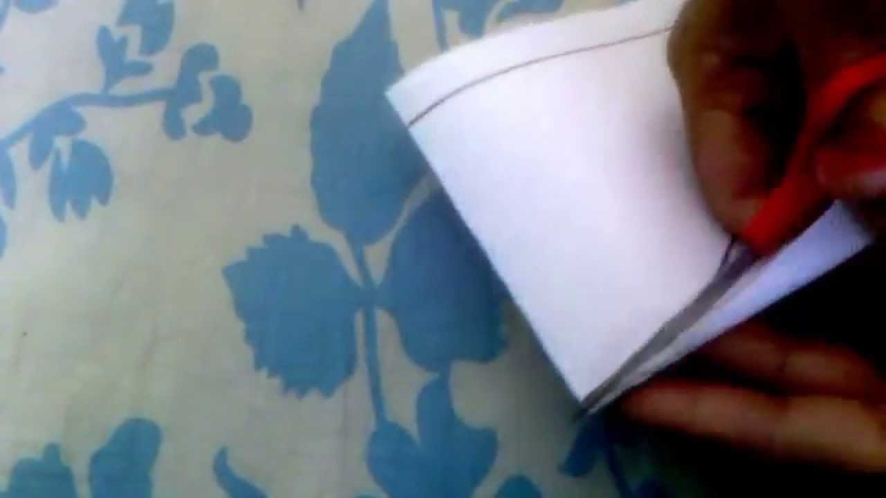 HOW TO MEASURE AND CUT SLEEVES