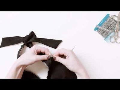 MANOR - Tutorial - How to customise your bikini
