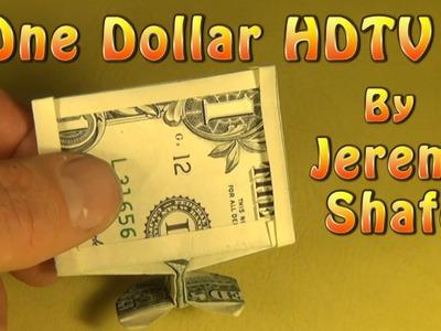 One Dollar HDTV by Jeremy Shafer