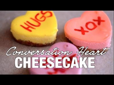 Recipe: Valentine's Day Cheesecake | Nik Scott