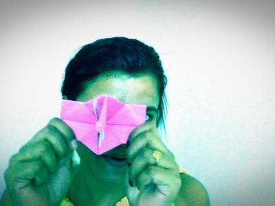 Steps to make paper Camera Tutorial - How to make kids Camera Origami