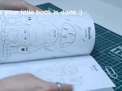 [Tutorial] How to make a coloring book for kids