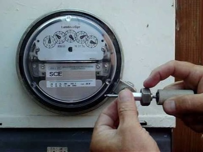1-858-504-0573 METER BARREL LOCK TOOL KEY ELECTRIC METER CHANGE  METER PANEL toolguysrus