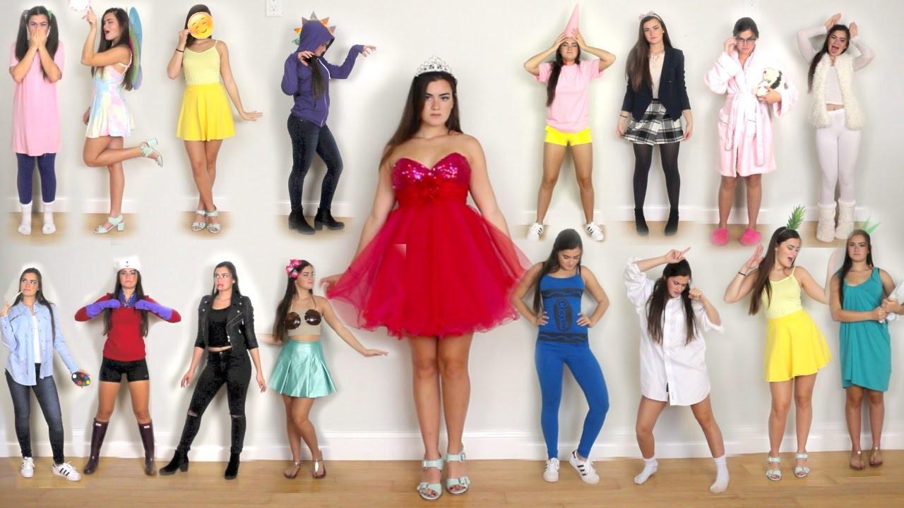 30 MORE Last-Minute DIY Halloween Costume ideas