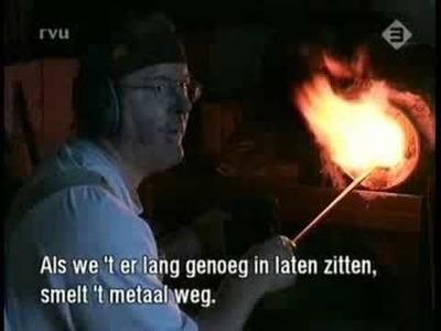"A.S. Jordan Bladesmith - Documentary ""Knives"" (part 1)"