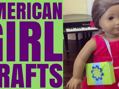 American Girl Craft Project