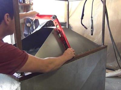 Building a sandblaster part 2