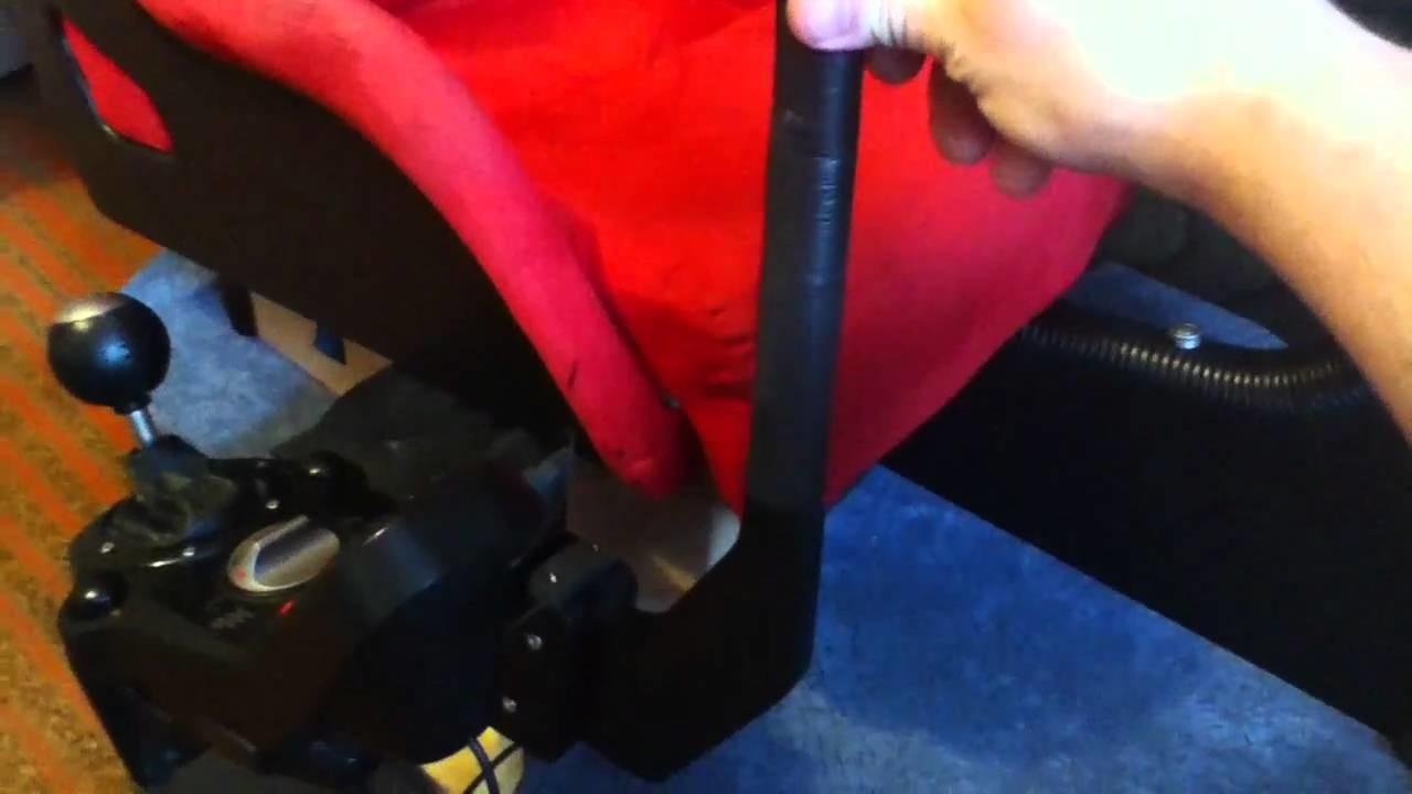 DIY handbrake for G25