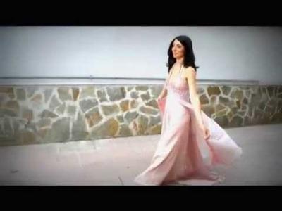 Fabrizio Crispino  ALTA MODA. How To Make Your Own Red Carpet Dress . Haute Couture. ALTA MODA
