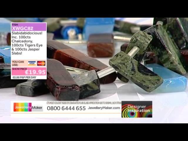 [How to make Chain Maille Jewellery] - JewelleryMaker DI 10.10.14