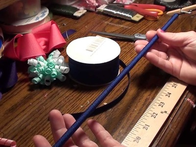 How To Make Korker Ribbon