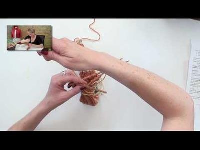 Learn to Knit Fingerless Gloves - Part 3