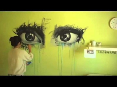 Mural Speed Painting- The Motivation Mural